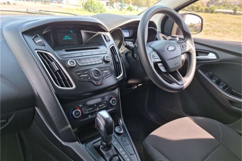 Used 2017 Ford Focus hatch 1.0T Trend auto