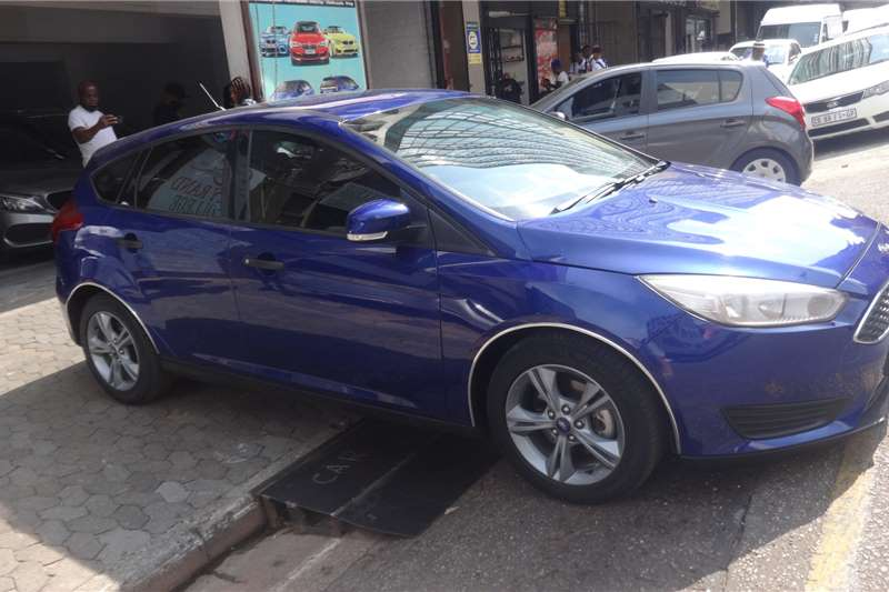 Ford Focus hatch 1.0T Trend auto 2018