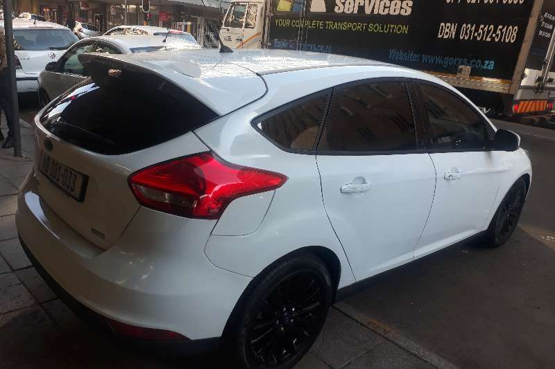 Ford Focus hatch 1.0T Trend Ecoboost 2016