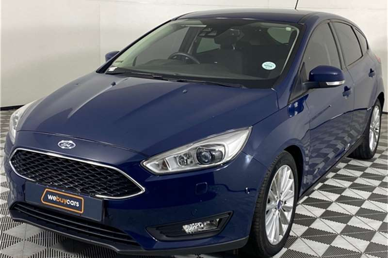 Used 2016 Ford Focus hatch 1.5T Trend