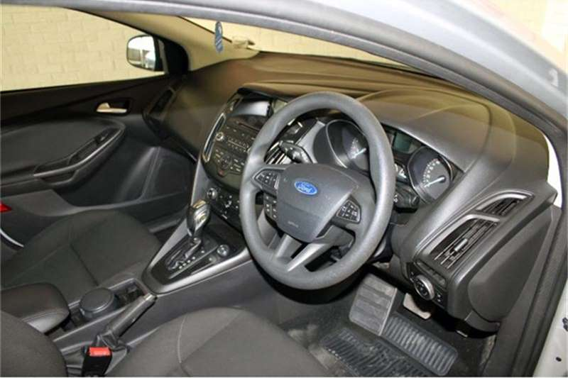Ford Focus hatch 1.5T Trend auto 2015