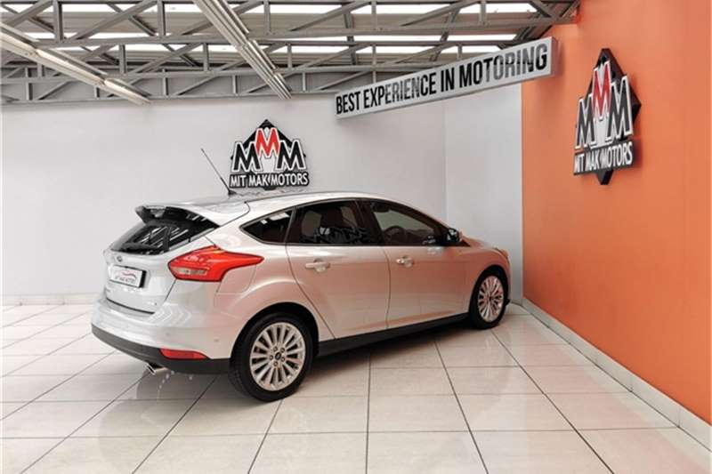 Used 2015 Ford Focus hatch 1.5T Trend auto