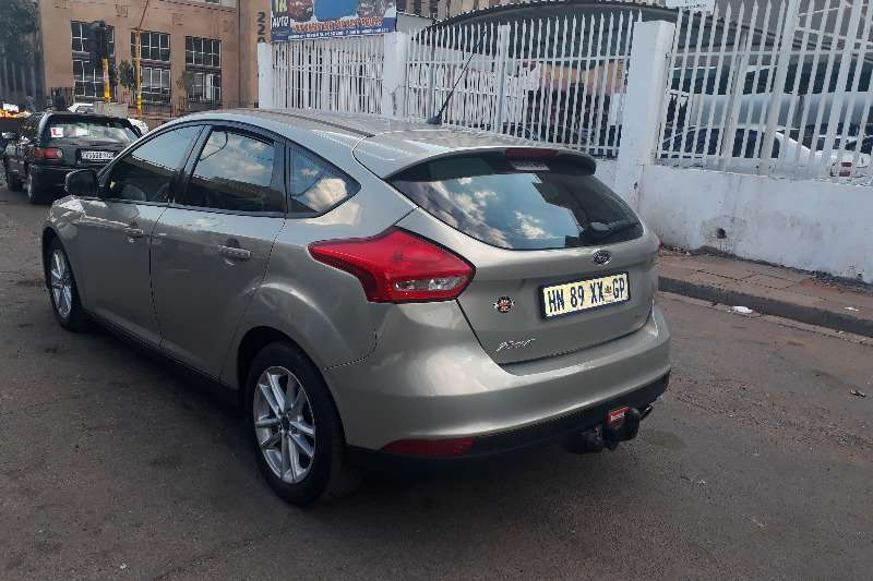 Ford Focus hatch 1.5T Trend auto 2016