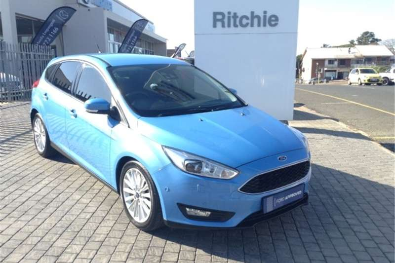 Ford Focus hatch 1.5T Trend auto 2017