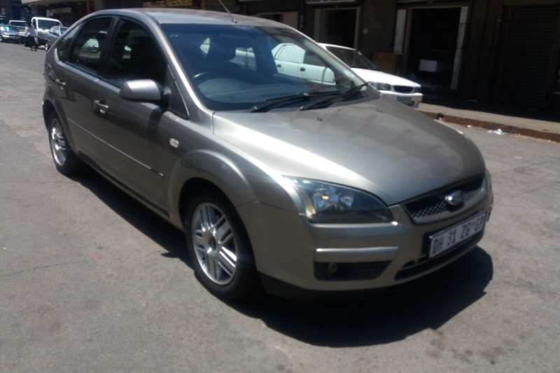 Ford Focus hatch 1.5TDCi Trend 2007