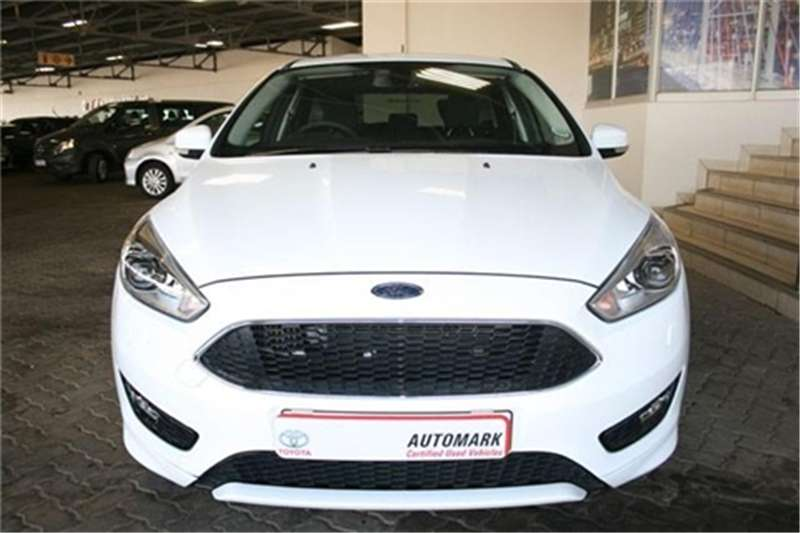 Ford Focus hatch 1.5TDCi Trend 2017