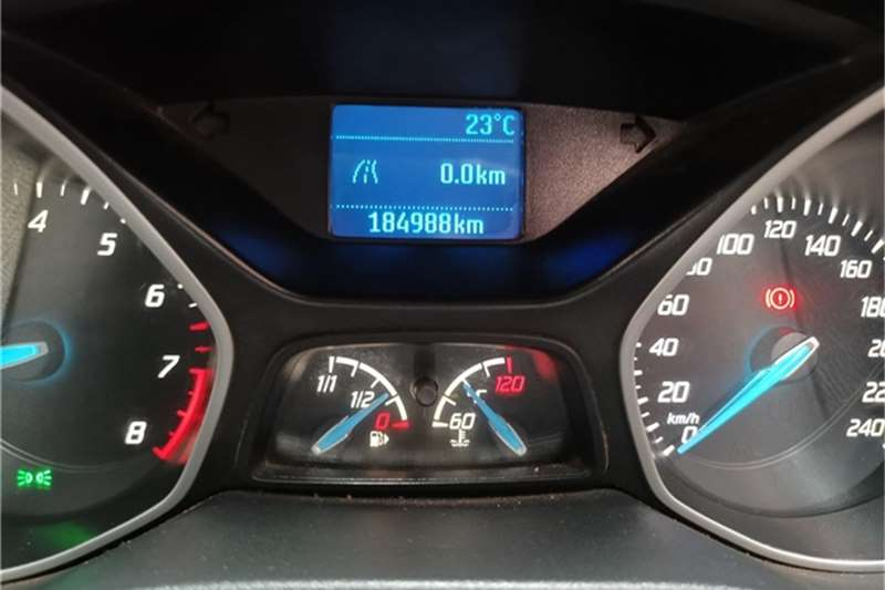 Used 2013 Ford Focus hatch 1.6 Ambiente