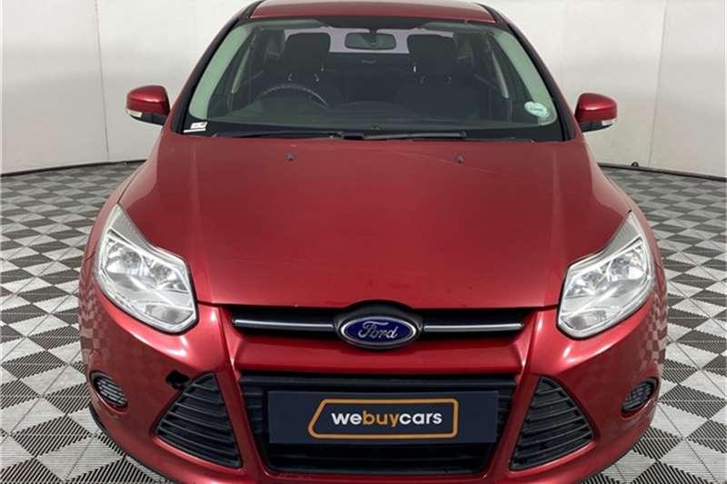 2014 Ford Focus Focus hatch 1.6 Ambiente