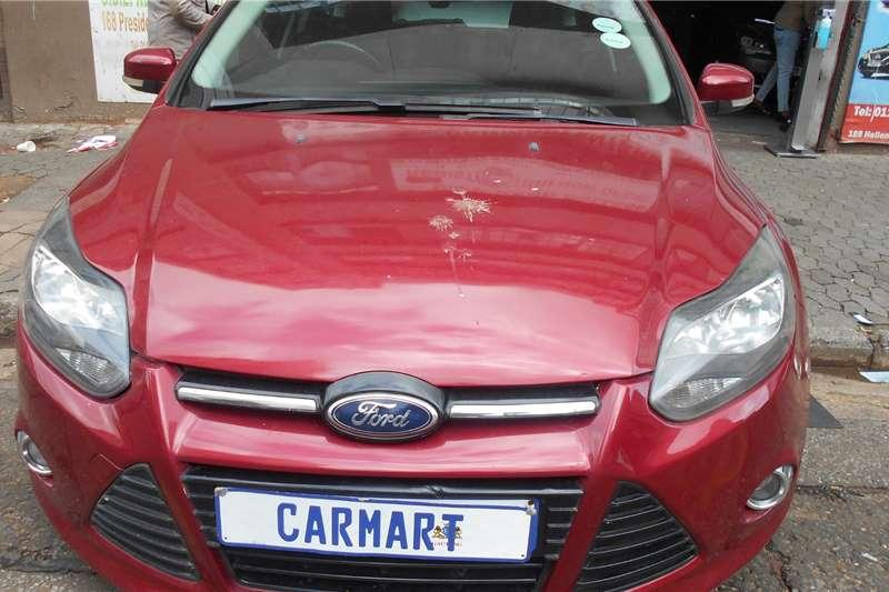 Ford Focus hatch 1.6 sport 2012