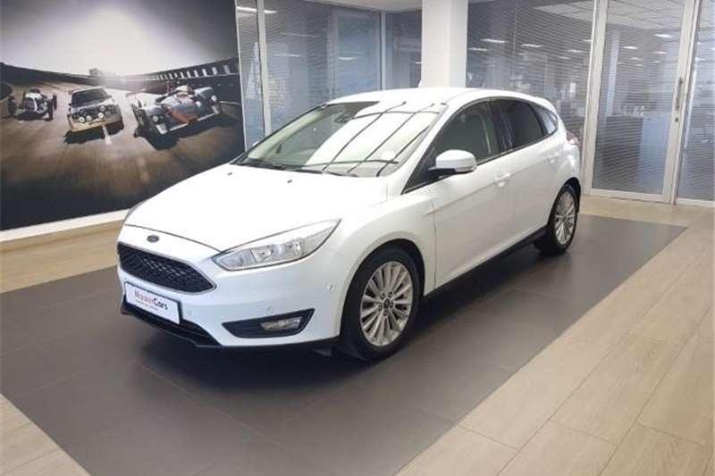 Ford Focus hatch 1.6TDCi Ambiente 2016
