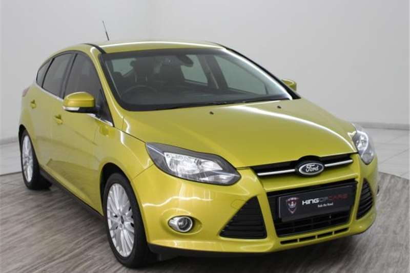 Ford Focus hatch 2.0 Sport 2011