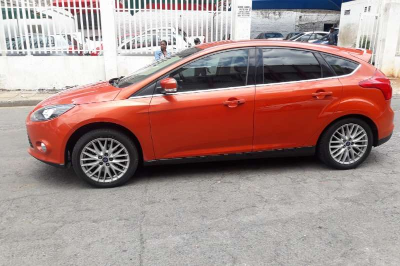 Ford Focus hatch 2.0 Trend 2011