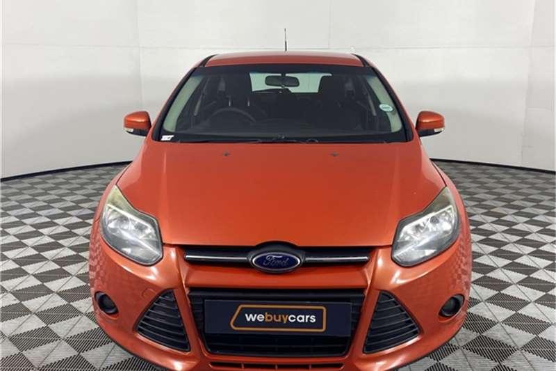 2011 Ford Focus Focus hatch 2.0 Trend