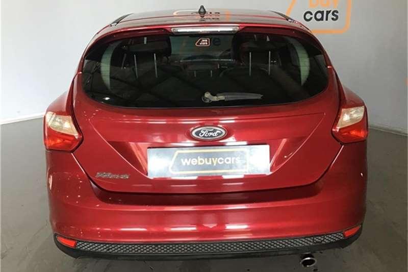 Ford Focus hatch 2.0 Trend 2012