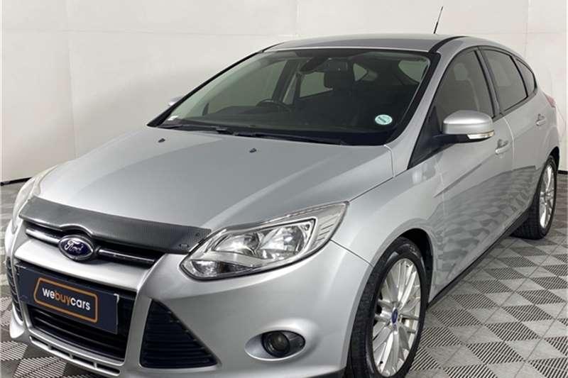 2012 Ford Focus Focus hatch 2.0 Trend