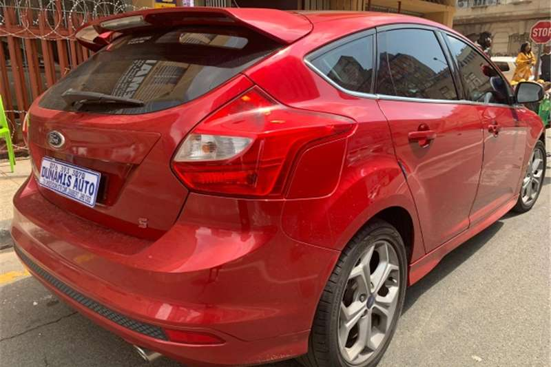 Ford Focus hatch 2.0 Trend 2013