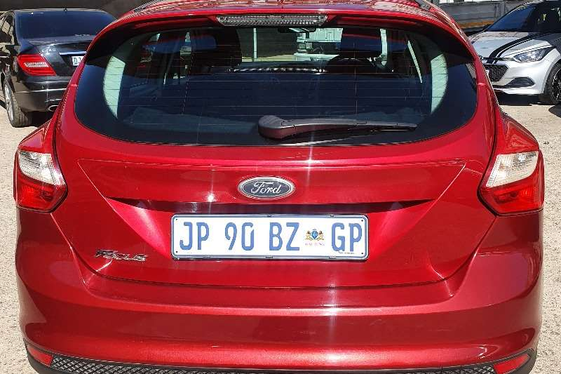 Used 2012 Ford Focus hatch 2.0TDCi Trend