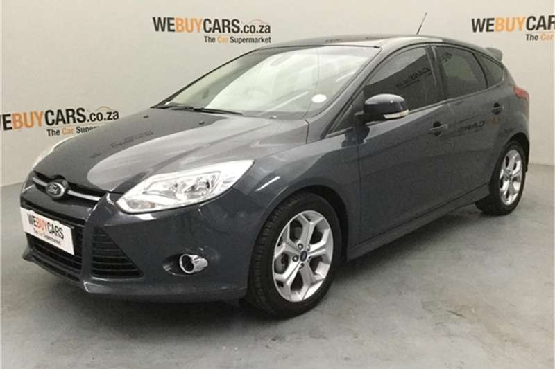 Ford Focus hatch 2.0TDCi Trend 2013