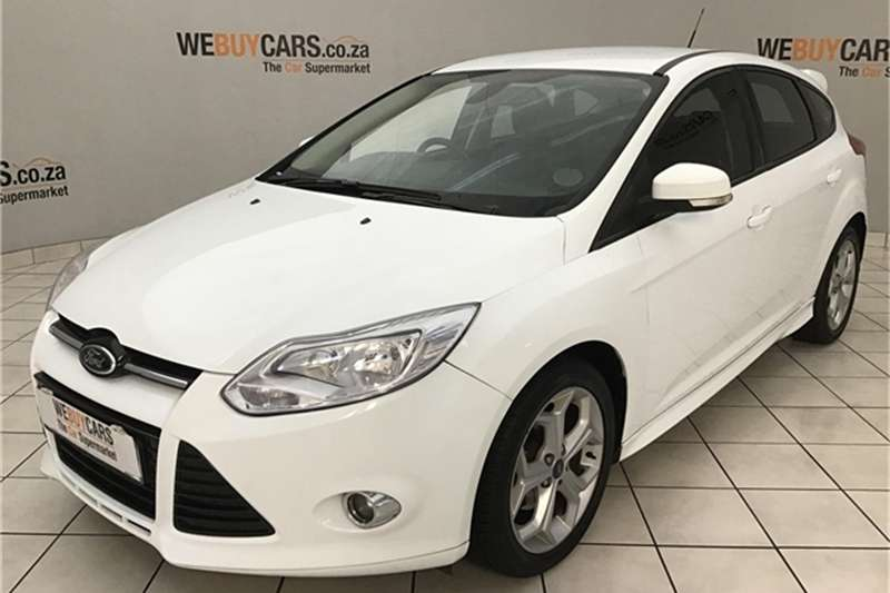Ford Focus hatch 2.0TDCi Trend auto 2012