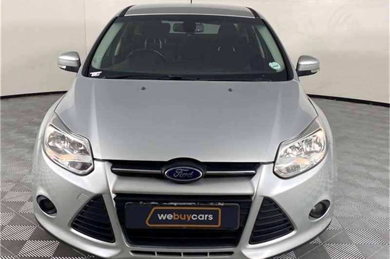 2012 Ford Focus Focus hatch 2.0TDCi Trend auto