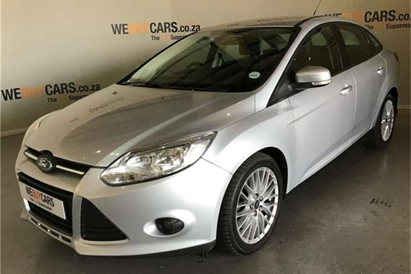 Ford Focus hatch 2.0TDCi Trend auto 2013
