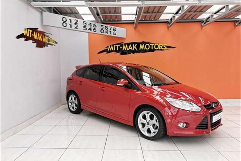 Ford Focus hatch 2.0TDCi Trend auto 2013