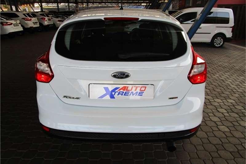 Ford Focus hatch 2.0TDCi Trend auto 2014