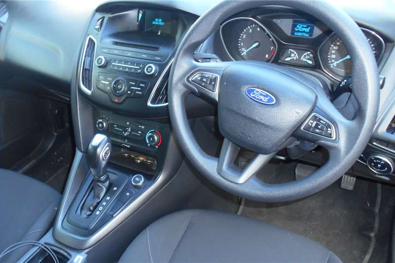 Ford Focus Hatch 3-door 1.0 ECOBOOST 2017