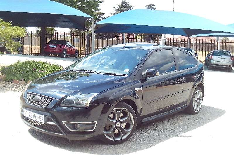 Ford Focus Hatch 3-door FOCUS 2.5 ST 3Dr 2008