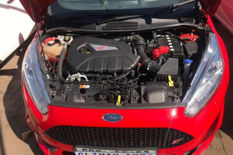 Ford Focus Hatch 3-door FOCUS 2.5 ST 3Dr 2013