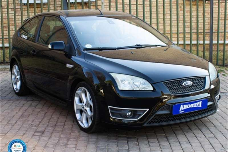 2006 Ford Focus hatch 3-door FOCUS 2.5 ST 3Dr