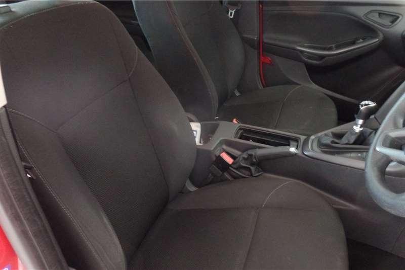 Used 2016 Ford Focus Hatch 5-door