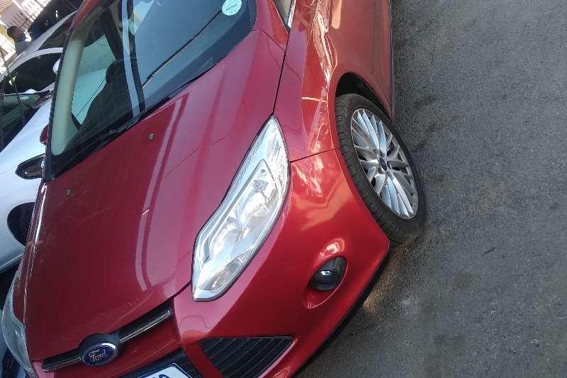 Used 2012 Ford Focus Hatch 5-door FOCUS 2.5 ST 5Dr