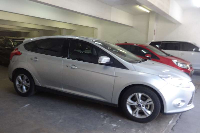 Ford Focus Hatch 5-door FOCUS 2.5 ST 5Dr 2013