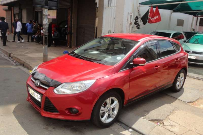 Ford Focus Hatch 5-door FOCUS 2.5 ST 5Dr 2014