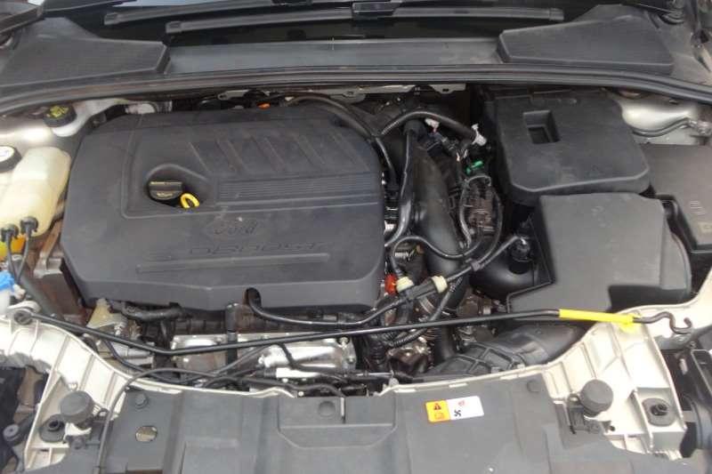 Ford Focus Hatch 5-door FOCUS 2.5 ST 5Dr 2014