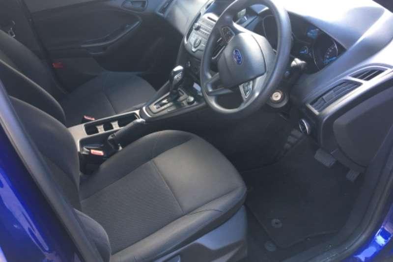 Ford Focus Hatch 5-door FOCUS 2.5 ST 5Dr 2017