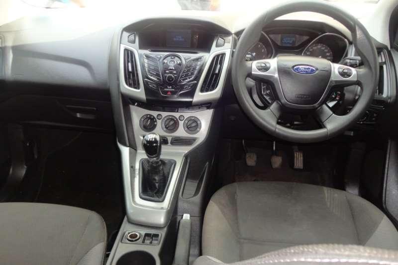 2014 Ford Focus hatch 5-door