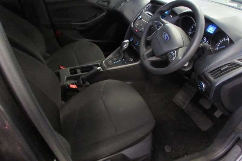 2018 Ford Focus hatch 5-door FOCUS 2.5 ST 5Dr