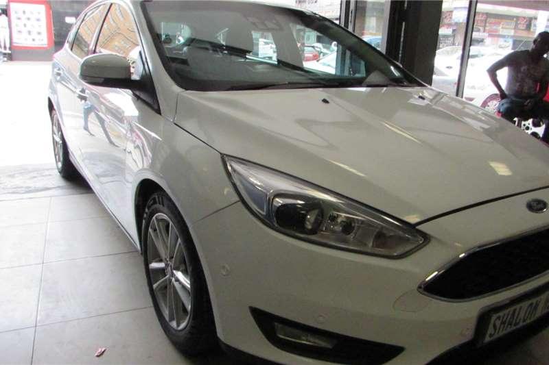 2015 Ford Focus hatch 5-door