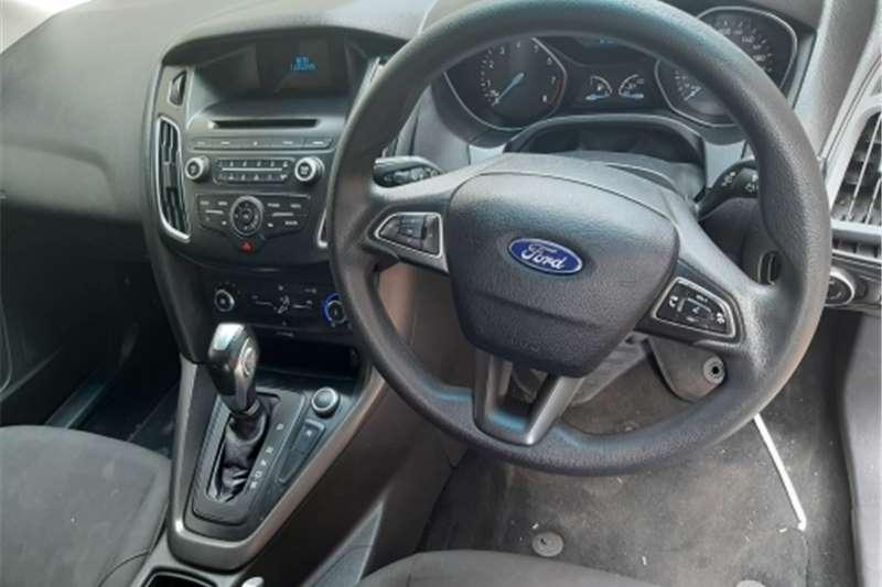 2016 Ford Focus hatch 5-door