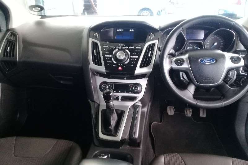 2013 Ford Focus 2.0TDCi 5 door Si Powershift