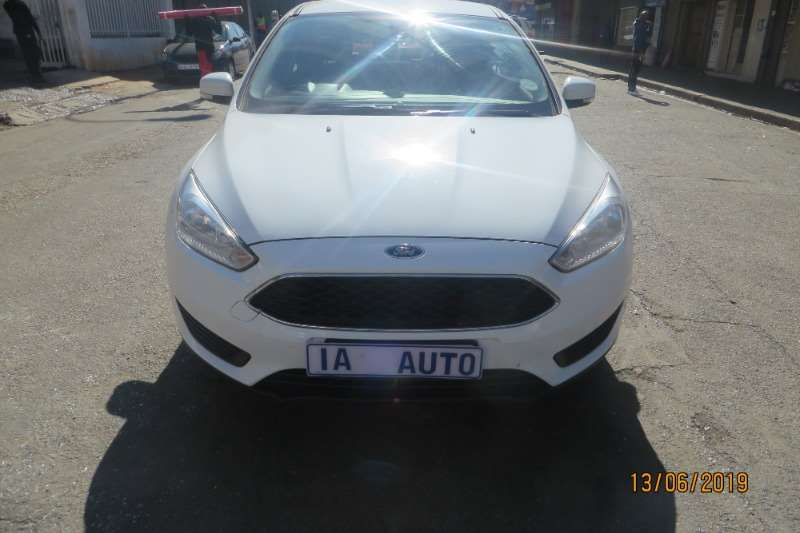2016 Ford Focus 1.8 5 door Ambiente