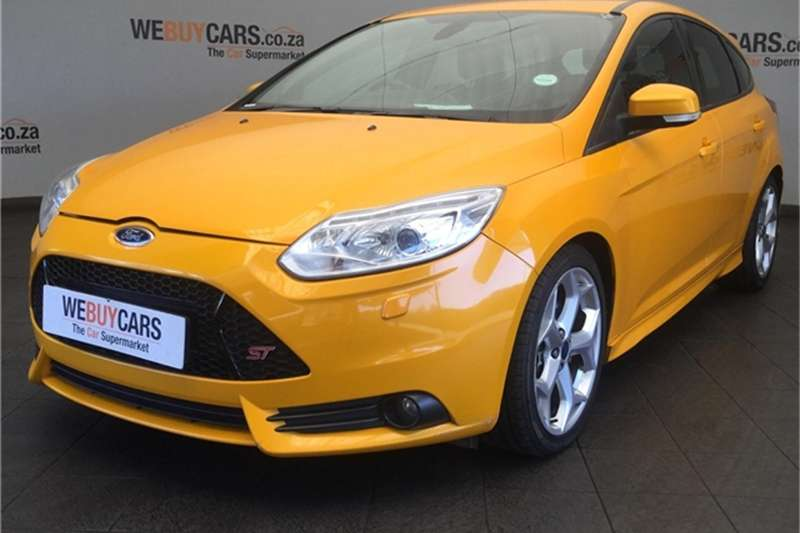 2012 Ford Focus ST 1