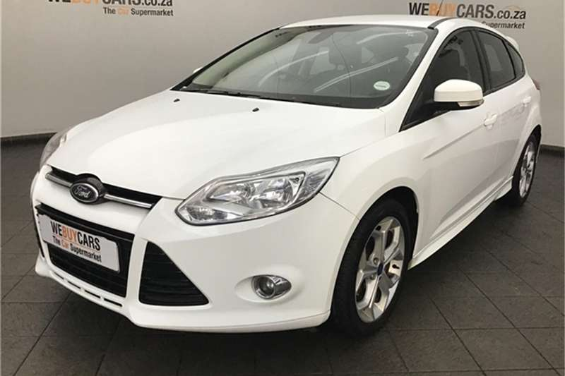 2012 Ford Focus hatch 2.0TDCi Trend auto