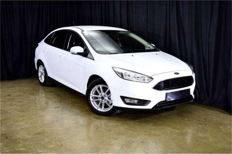 2017 Ford Focus sedan 1.5T Trend