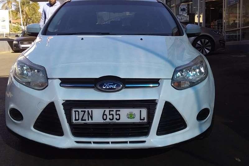 2012 Ford Focus 1.6 5 door Si