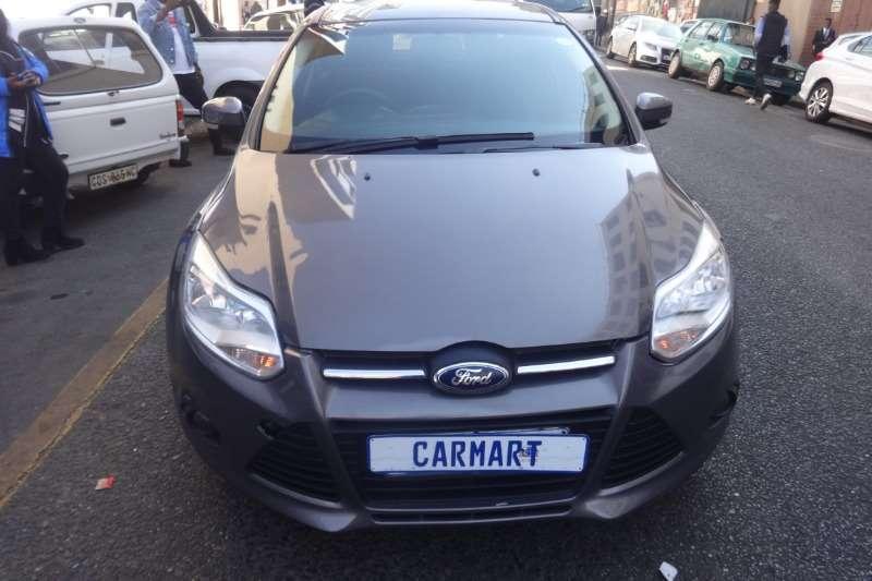 2012 Ford Focus 1.6 Trend 4 door