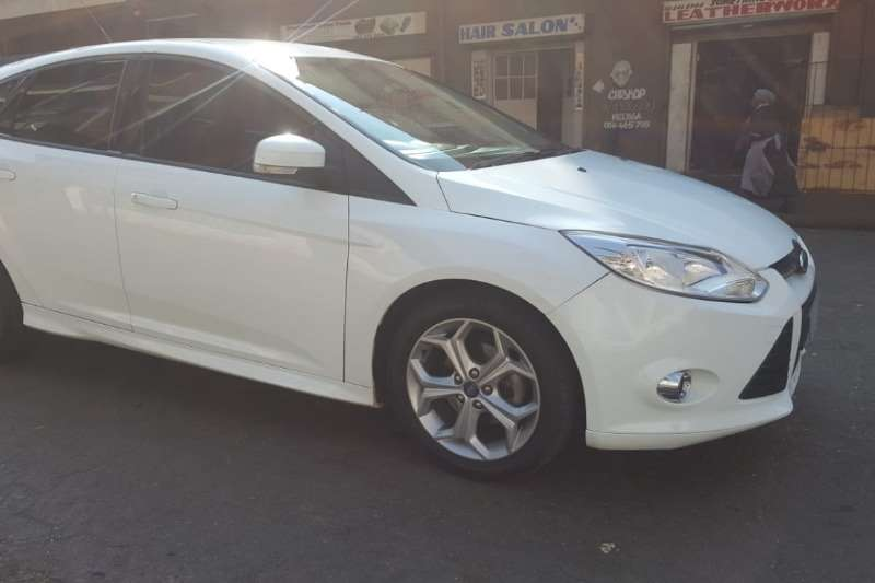 2014 Ford Focus 2.0TDCi 5 door Si