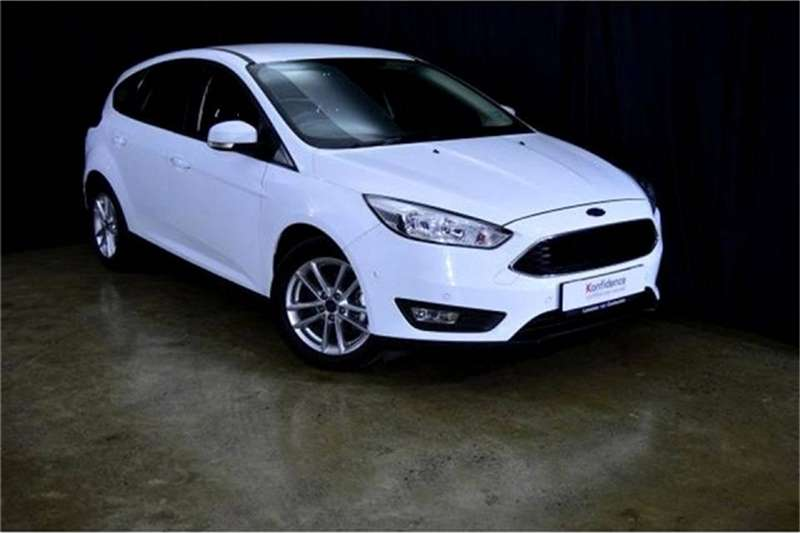 2017 Ford Focus hatch 1.0T Trend auto